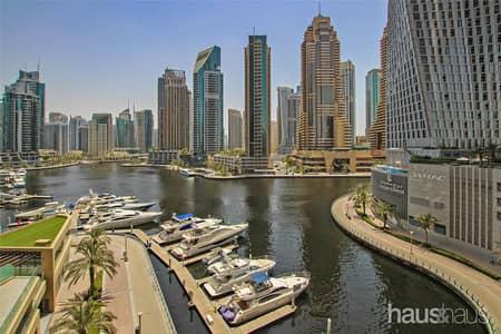 فیلا 4 غرف نوم للبيع في دبي مارينا، دبي - Podium Villa | 4 Bedrooms | 3Y P-Plan | 0% Fees