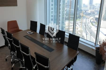 Office for Rent in Business Bay, Dubai - Negotiable | Fitted and Furnished w/ Partitions | Vacant