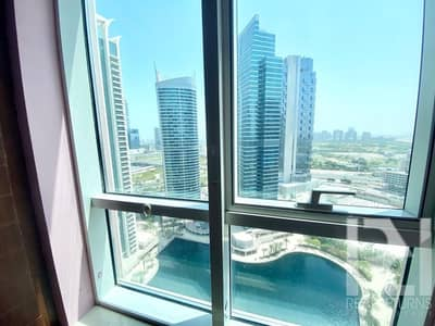 2 Bedroom Apartment for Sale in Jumeirah Lake Towers (JLT), Dubai - Cozy 2bed with Store | Vacant on Transfer | Lake View