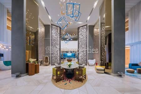 1 Bedroom Hotel Apartment for Rent in Palm Jumeirah, Dubai - Luxury Residence at the Prime Location on The Palm