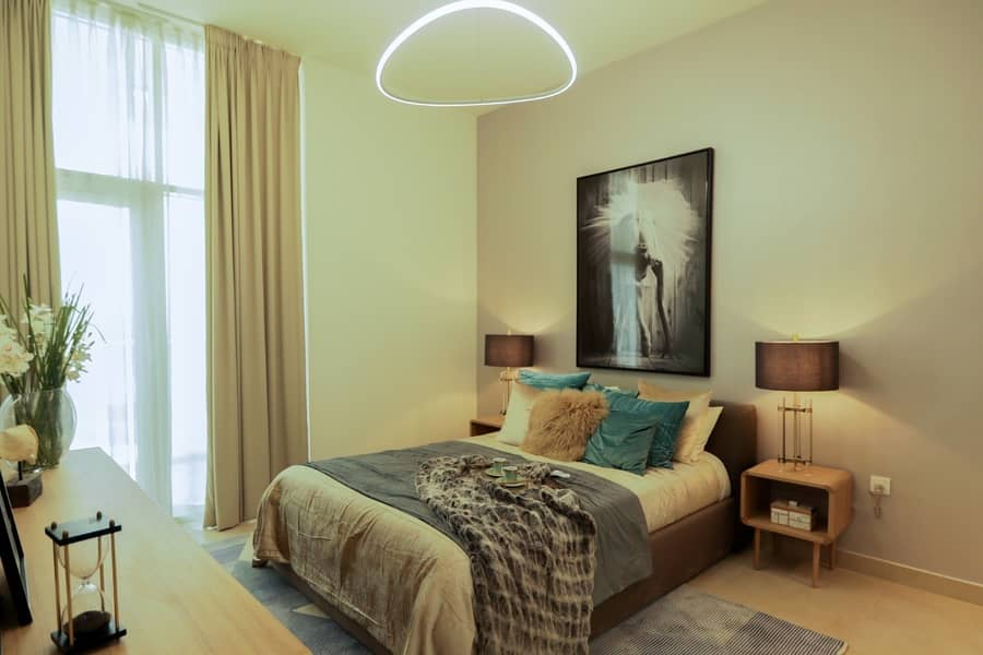 Outstanding Offer|Most Affordable Ready 1Br in Furjan