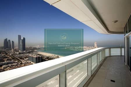 NO COMMISSION  3 BED APARTMENT WITH BALCONY AND FACILITIES  FOR RENT IN CORNISH STREET! Abu dhabi