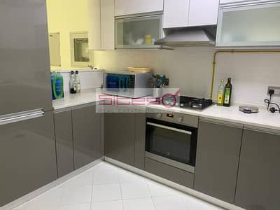 2 Bedroom Apartment for Sale in Dubai Studio City, Dubai - 2 Bedrooms + maids / Furnished / Courtyard View