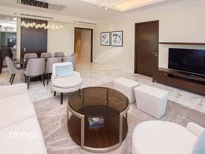 فلیٹ 3 غرف نوم للبيع في وسط مدينة دبي، دبي - Prestigious Apartment with Elegantly Furnished