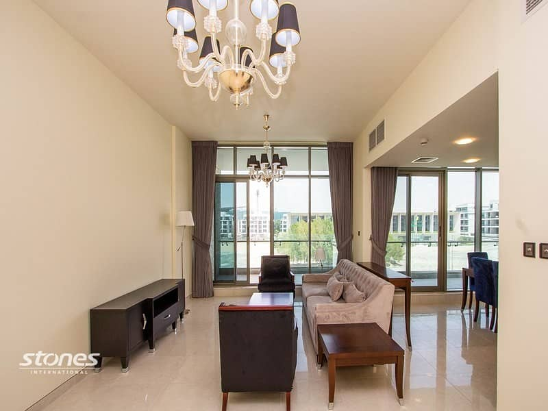 2  spacious apartment with stunning view