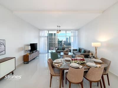 شقة 3 غرف نوم للبيع في وسط مدينة دبي، دبي - Well Positioned Apartment with Boulevard Views