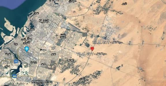 Plot for Sale in Tilal City, Sharjah - woooooooow price 600 thousand only