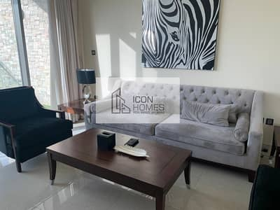2 Bedroom Flat for Rent in Meydan City, Dubai - Best Burj Khalifa View | 2 maid |Unfurnished | 7 minutes from Burj Khalifa |