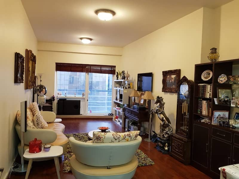2 Amazing flat ready to move with fully furnished