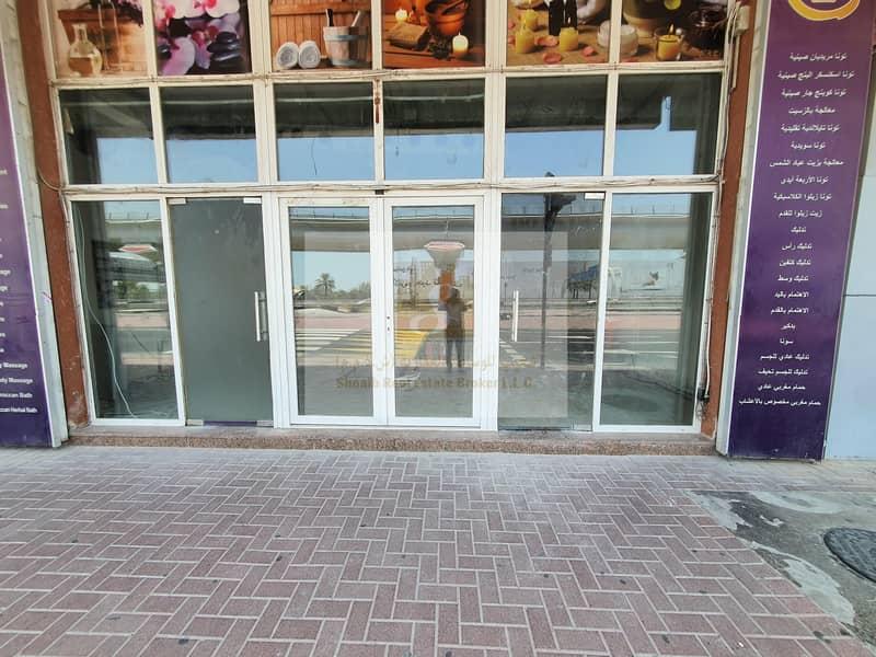 SHOP RENT PRIME LOCATIONS SHARAF DG METRO STA