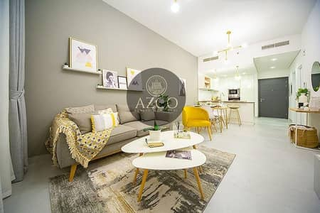 3 Bedroom Flat for Sale in Jumeirah Village Circle (JVC), Dubai - 5YRS P.PLAN | HIGH AND FURNISH | GRAB THIS DEAL