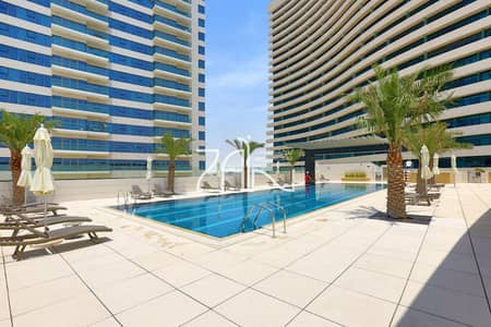 1 Bedroom Apartment for Rent in Al Reem Island, Abu Dhabi - 3 Payments! Large Modern 1 BR Apt with Great Facilities