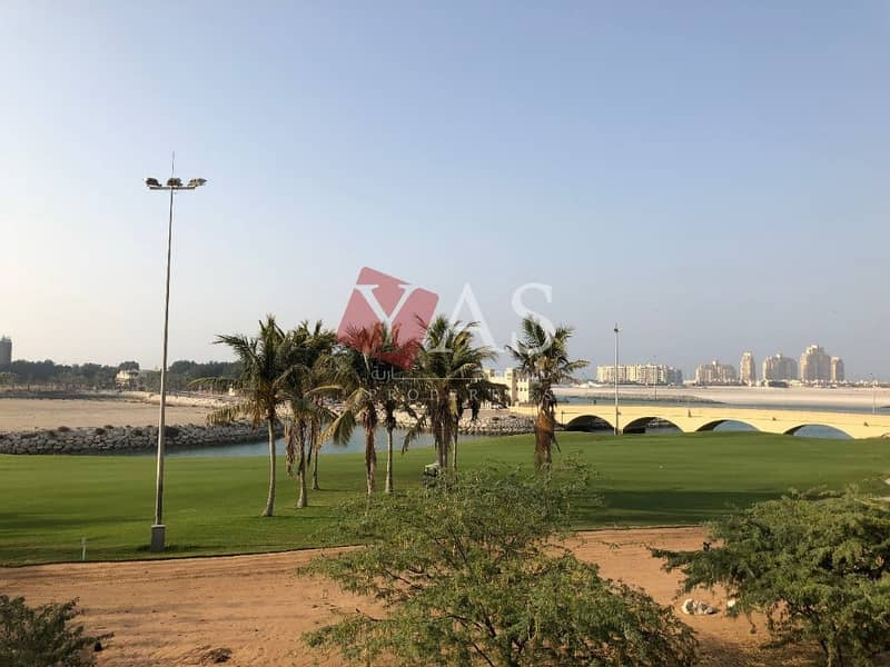 Fantastic | 1 Br Pool View | Sale in Golf Apartment