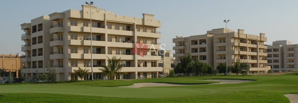 10 Fantastic | 1 Br Pool View | Sale in Golf Apartment
