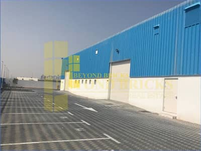 Warehouse for Rent in Dubai Production City (IMPZ), Dubai - Huge Warehouse | High Ceiling | Freezone License