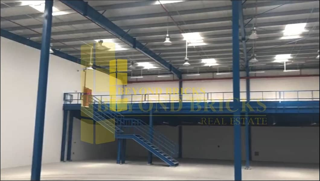 8 Huge Warehouse | High Ceiling | Freezone License