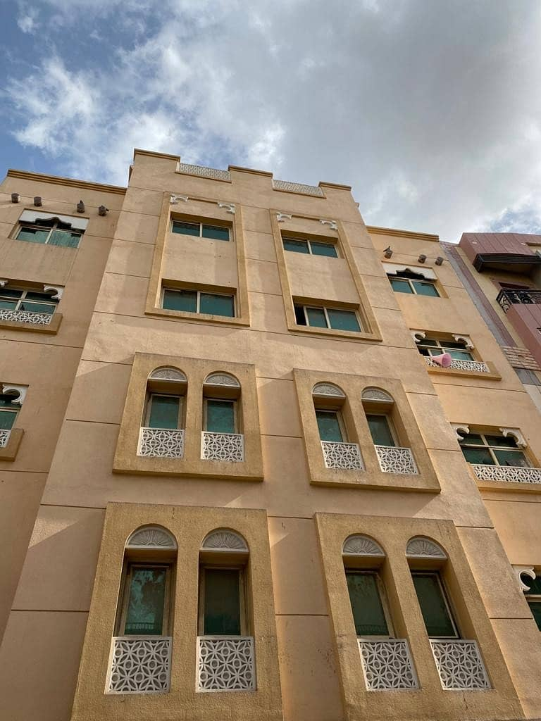 DEAL OF THE YEAR PROFITABLE OFFER FOR LUXURY BUILDING IN AL MURAR 36-STUDIOS 9-COMMERCIAL SHOPS JUST 900K YEARLY 4 CHEQUES WITH 2 MONTHS FREE