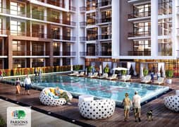 Attractive payment price   Jewelz   Large 2 BR with park View