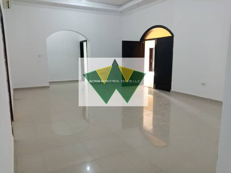 2 Spacious 3bkk apt with separate majlish big hall for rent in baniyas