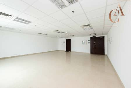 Office for Sale in Jumeirah Lake Towers (JLT), Dubai - Fitted Office | Vacant & Ready | With parking