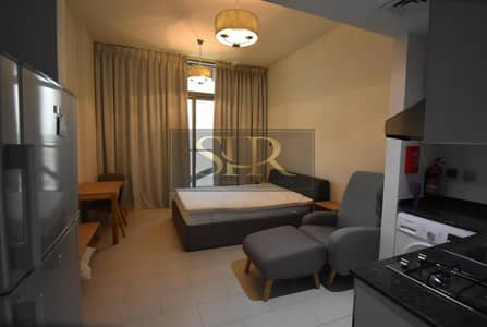 Studio for Rent in Al Furjan, Dubai - 12 Cheques | Free Chiller | Fully Furnished