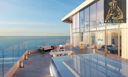 1 Bedroom Flat for Sale in Saadiyat Island, Abu Dhabi - Unique 1 Bedroom With Amazing Sea View
