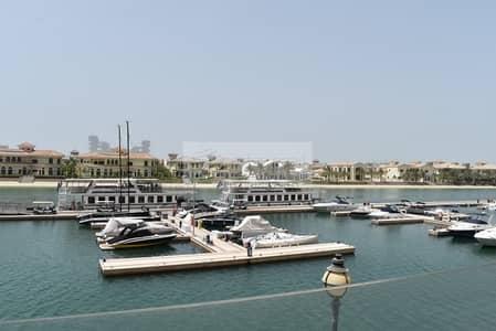 فلیٹ 2 غرفة نوم للايجار في نخلة جميرا، دبي - Huge 2BR+Maid's with Open Lake | Full Marina View