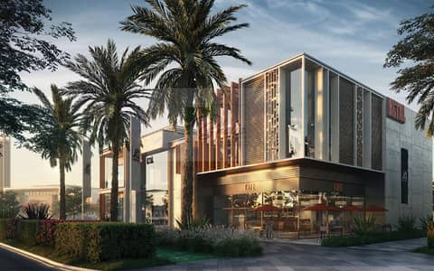 Plot for Sale in Saadiyat Island, Abu Dhabi - Invest In Your Future  !!!  Corner Plot  with  0% ADM