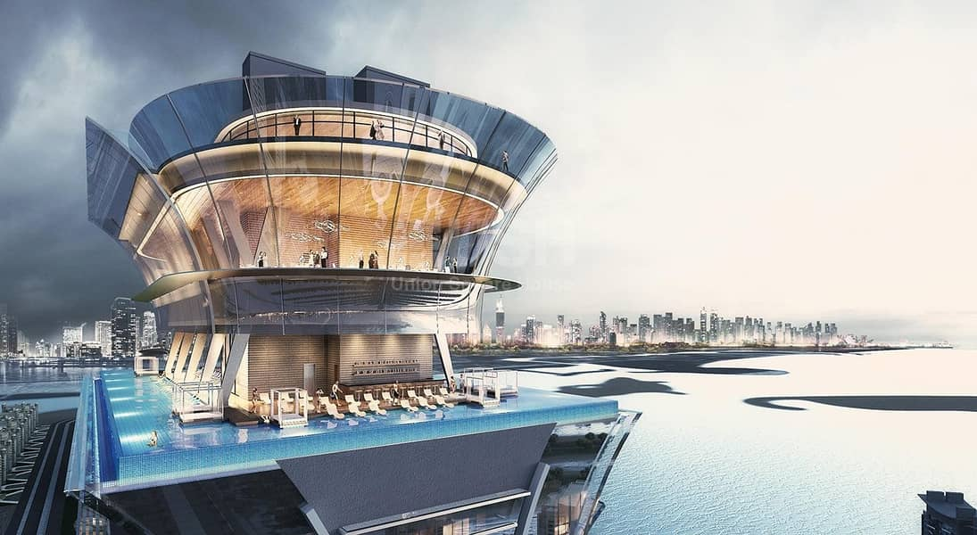 2 The Palm Tower I Nakheel Properties