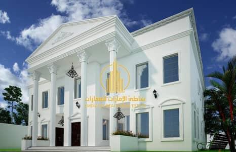 11 Bedroom Villa for Rent in Al Shamkha South, Abu Dhabi - Luxurious Villa for Rent in South Al Shamkha