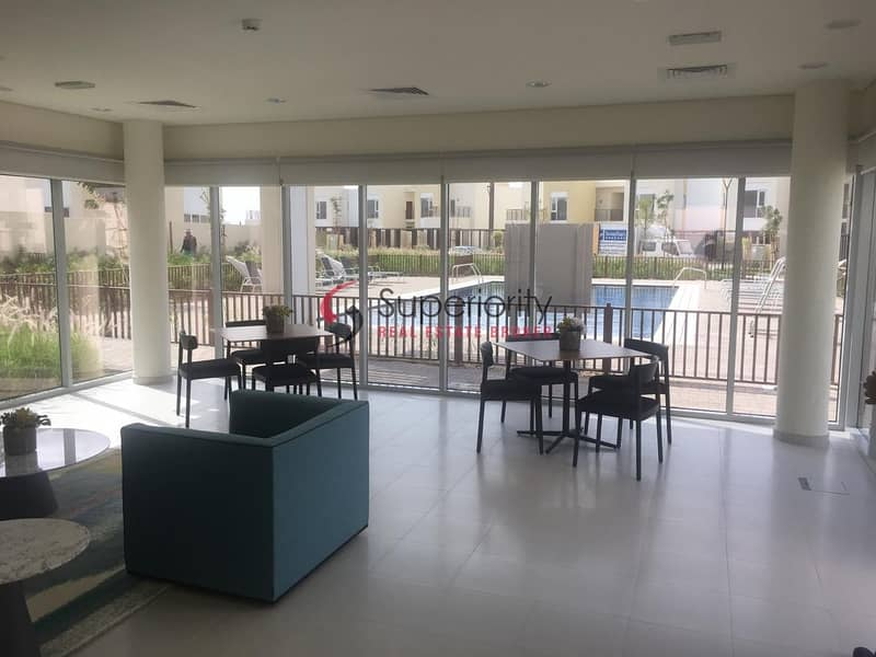 2 2 Bed Townhome in Urbana I EMAAR South