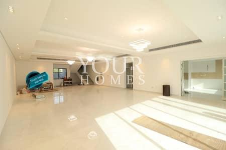 فیلا 4 غرف نوم للايجار في البرشاء، دبي - EM | 4 BR+Privite pool +Maid room brand New villa
