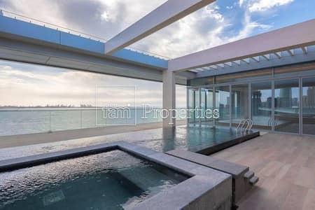 5 Bedroom Penthouse for Sale in Bluewaters Island, Dubai - Full Sea View Penthouse 5 Bed |Bluewaters