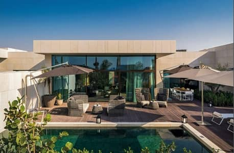 Exotic And Luxury Villa In Bulgari Resort