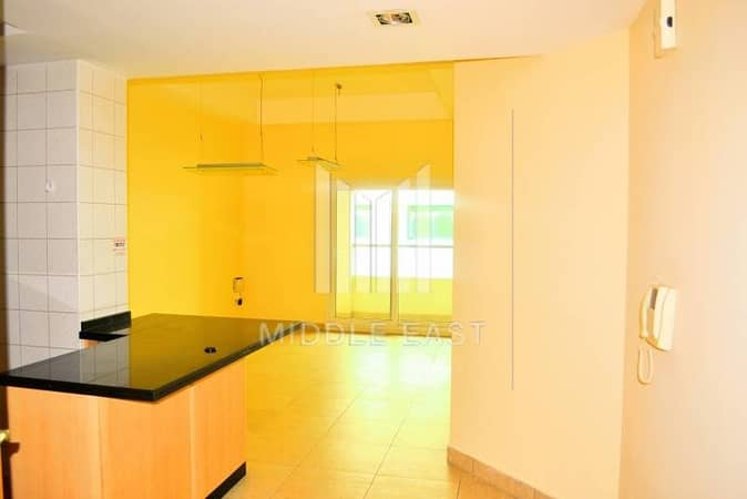 Equipped Kitchen | Very Lovely 1BR |Balcony |Best Building