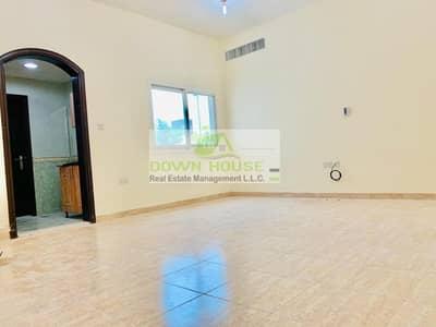 Studio for Rent in Al Mushrif, Abu Dhabi - AD > Awesome Brand New Huge Studio In G Floor Near Al mushrif mall
