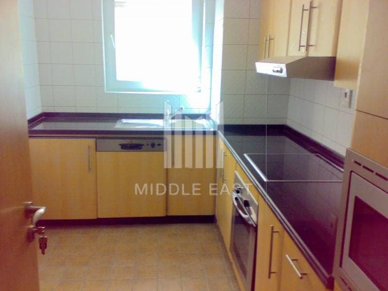 3 Equipped Kitchen | Very Lovely 1BR |Balcony |Best Building