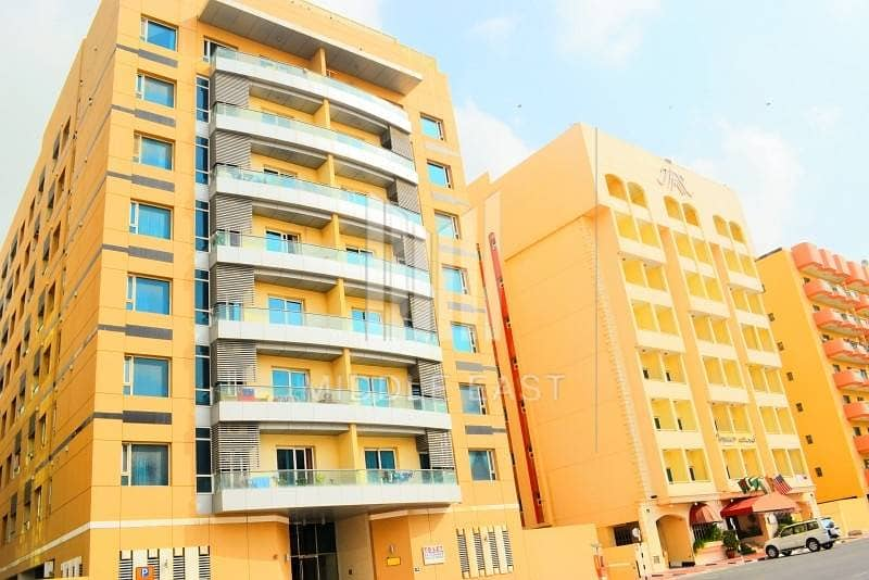 12 Equipped Kitchen | Very Lovely 1BR |Balcony |Best Building