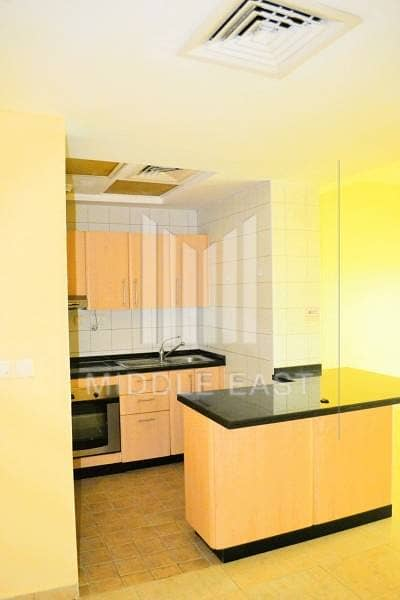 14 Equipped Kitchen | Very Lovely 1BR |Balcony |Best Building