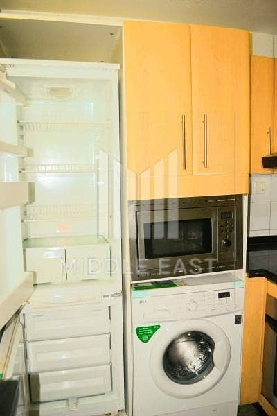 18 Equipped Kitchen | Very Lovely 1BR |Balcony |Best Building