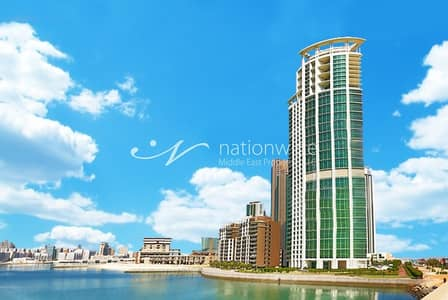 1 Bedroom Flat for Rent in Al Reem Island, Abu Dhabi - Vacant! Enjoy Living In This Comfortable Unit