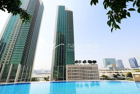 2 Bedroom Flat for Sale in Al Reem Island, Abu Dhabi - Good Deal! Invest Now In This Convenient Unit