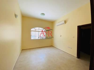 2 Master Bedrooms With Build-In-Wardrobes In Asharej Closed To Tawam Hospital