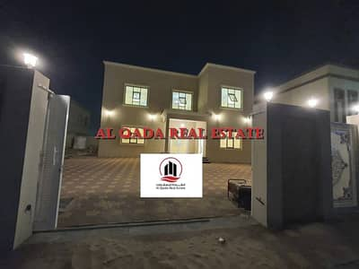 5 Bedroom Villa for Sale in Al Azra, Sharjah - wonderful villa smart design with electricity for sale
