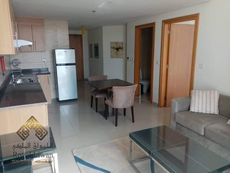 1 B/R Fully Furnished in Lincoln Park for Rent