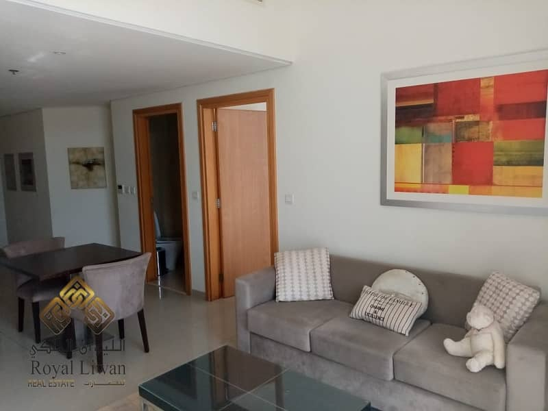 2 1 B/R Fully Furnished in Lincoln Park for Rent