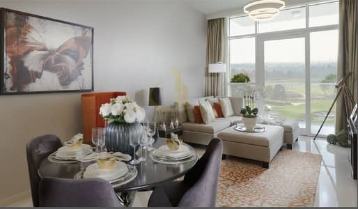 1 Bedroom Flat for Sale in DAMAC Hills (Akoya by DAMAC), Dubai - Golf Course Community | Fully Furnished | Radisson Hotel