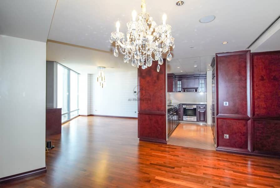 Full Fountain View | Very Spacious Layout