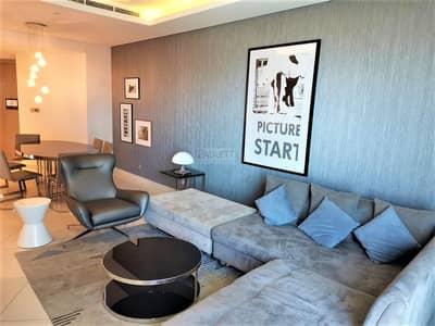 شقة 3 غرف نوم للايجار في الخليج التجاري، دبي - Brand New|Magnificent View-Luxurious 3BR-High Floor