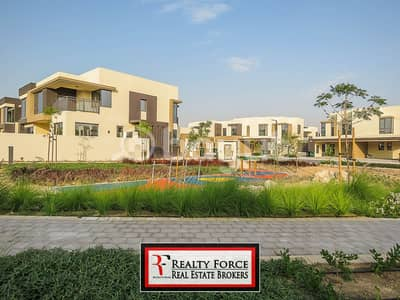 3 Bedroom Townhouse for Rent in Dubai Hills Estate, Dubai - SINGLE ROW | PARK VIEW | BRAND NEW | TYPE 2M
